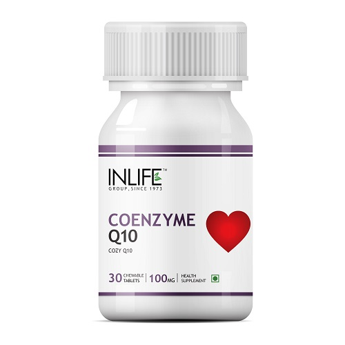 Coenzyme Q10 single