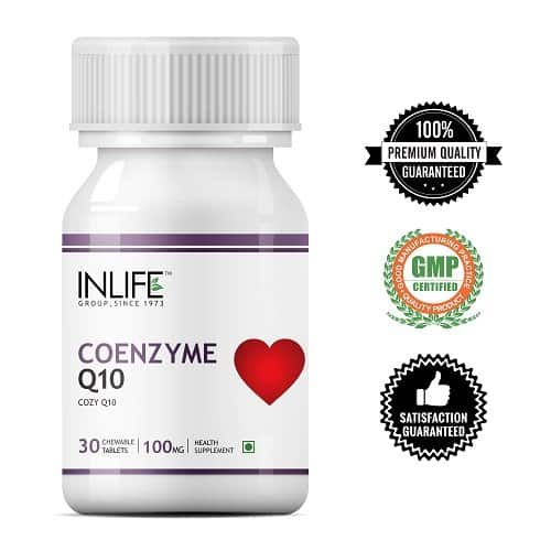coenzyme q10 chewable tablets