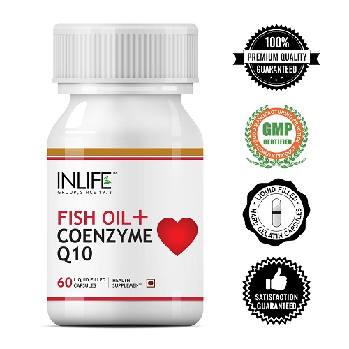fish oil + coq10 with logos