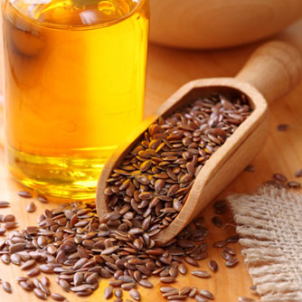 Liquid Fill Flaxseed Oil