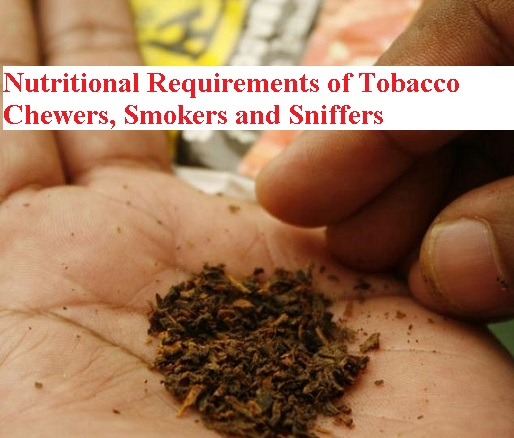 Know The Tobacco Effects and How to Tackle Them