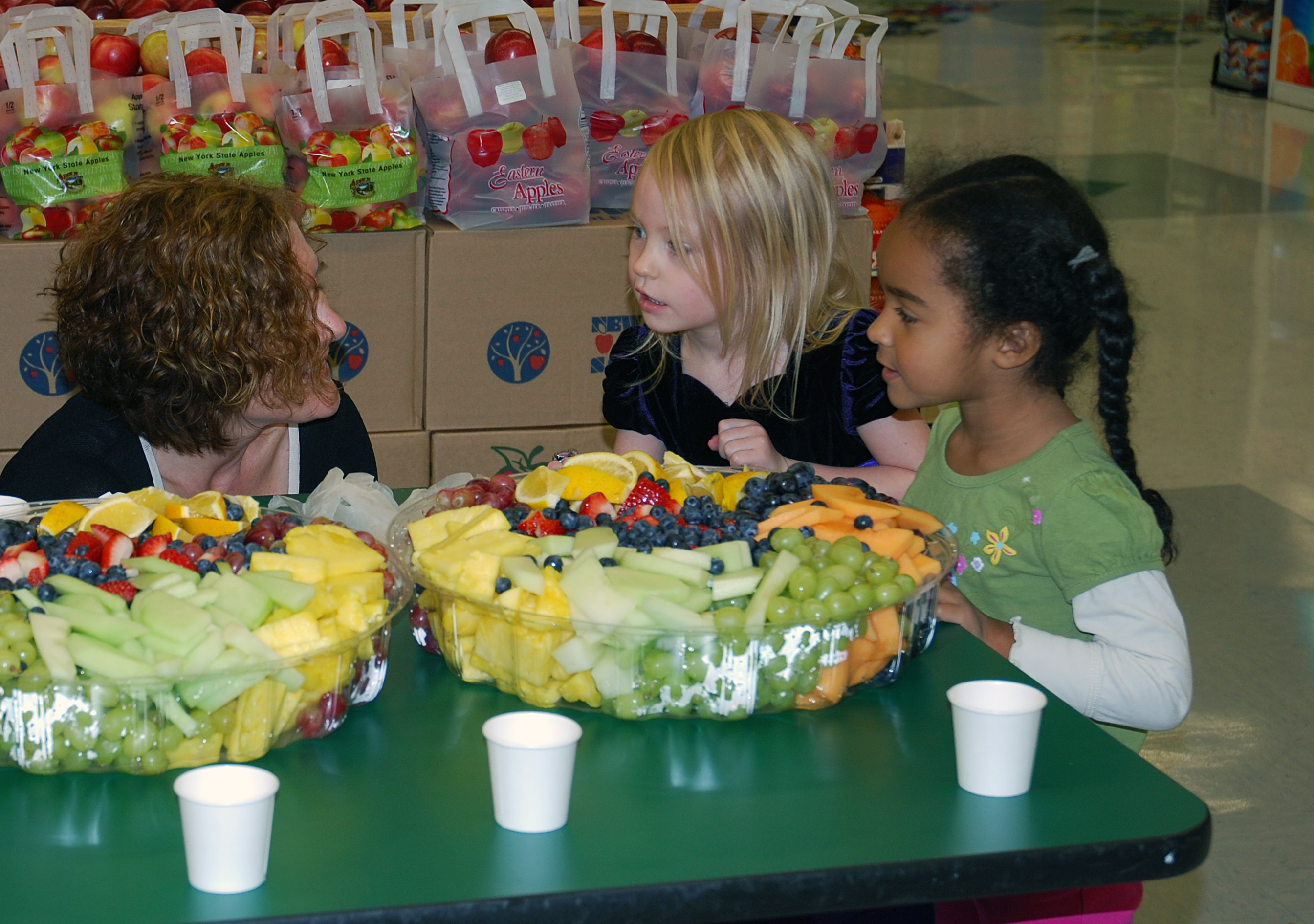 Why Should Kids Eat Fruits And Veggies