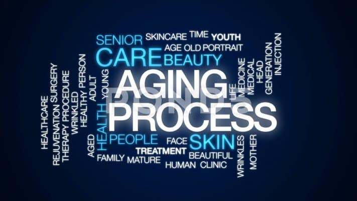 Fish Oil Slows Down Ageing Process
