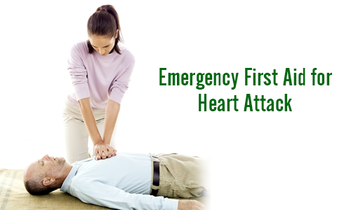Heart Attack First Aid Treatment For Heart Attack