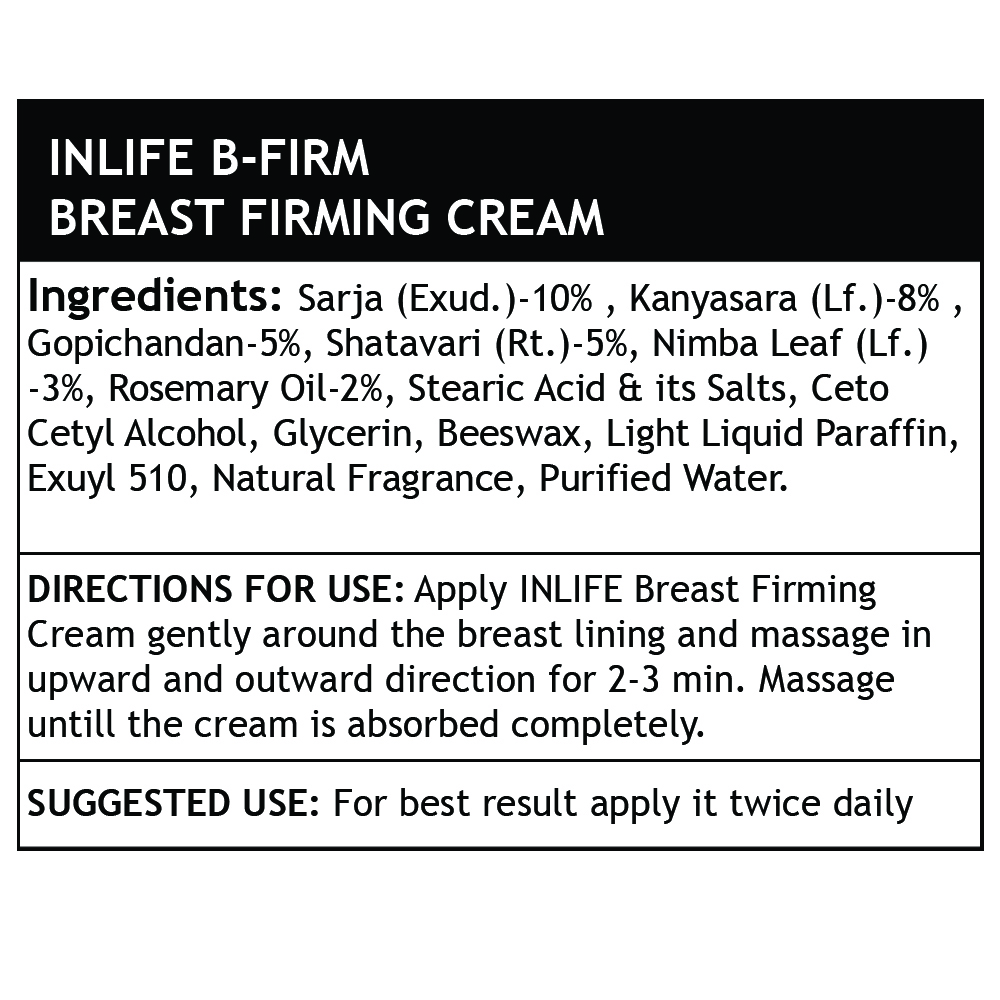 B-firm Ingredients