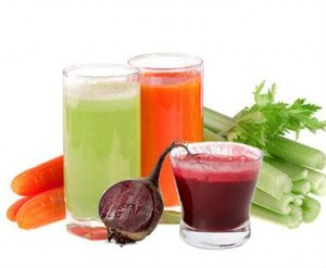 Juice for tonsils