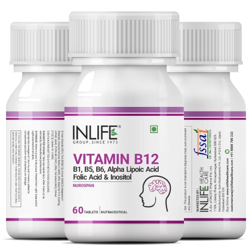 Vitamin B12 Supplement combo