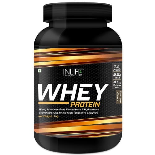 Whey Protein 1kg Chocolate