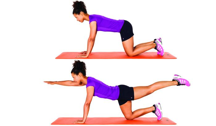 Arm and Leg Exercise