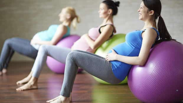 Exercise Safely During Pregnancy