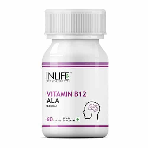 Vitamin B12 tablets with ALA