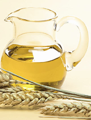 Egg and Wheat Germ Oil Pack