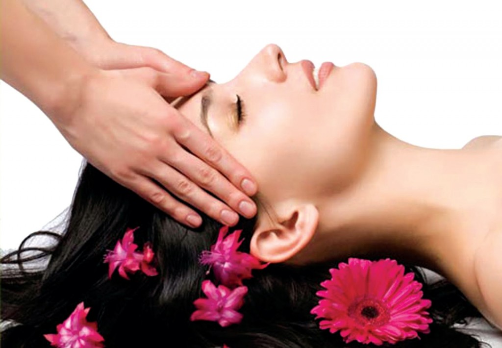 Soothing Hair Massages