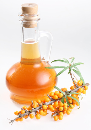 Rosemary and Sea Buckthorn Oil Massage