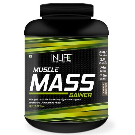 Muscle Mass Gainer supplement