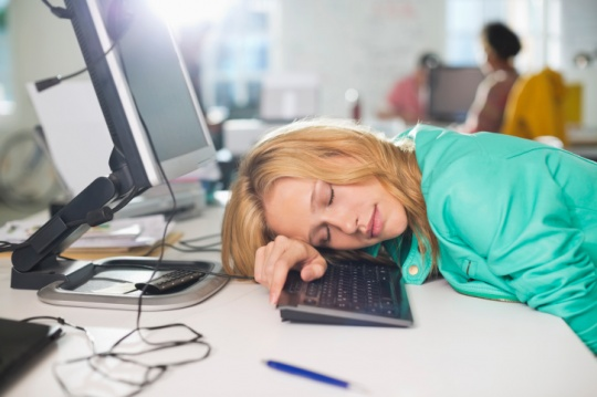 Avoid Day-Time Naps