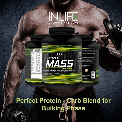 Mass Gainer with image
