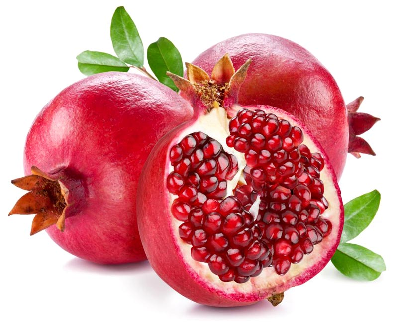 Pomegranate - for fat burning