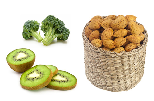 Fruits And Vegetables Containing Vitamin E Vitamin e foods inlifehealthcare vitamin e foods workwithnaturefo