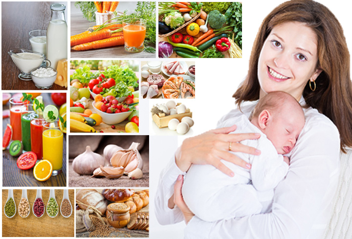 parenting baby features nutritional tips nursing mothers