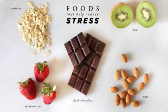 Foods to Relieve Stress and Anxiety