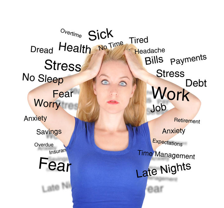 Symptoms of Excessive Stress