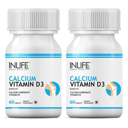 Calcium-Vitamin-D3 2 pack