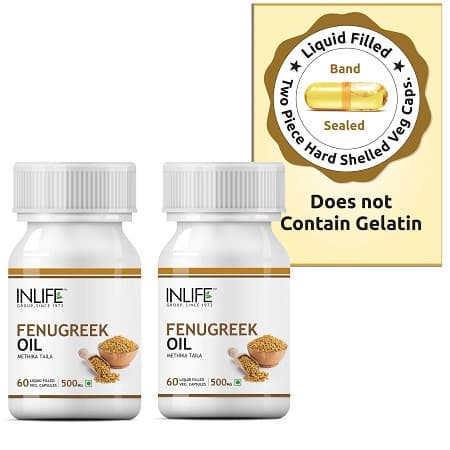 Fenugreek-oil 2 pack