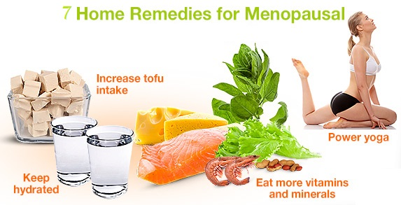 Natural Remedies for Menopause Problems