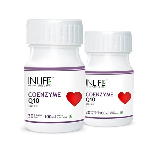 Coenzyme Q10 Tablets 2 Pack