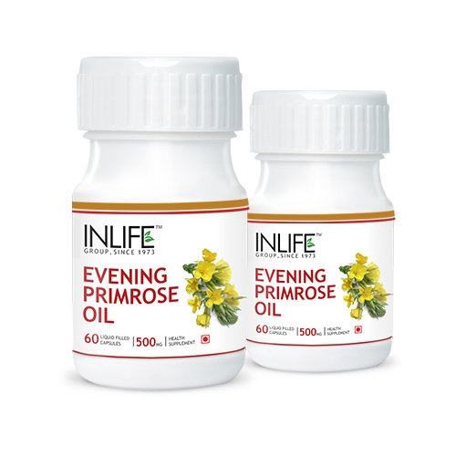 Evening Primrose Oil Capsules 2 Pack