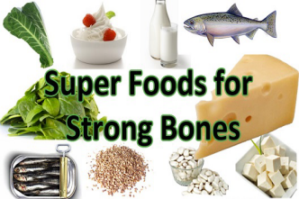 Foods to Improve Bone Strength and Joint Health