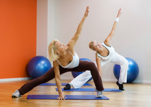 Opt for Non-Impact Aerobics