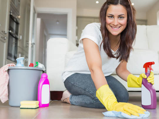 Turn chores into exercise