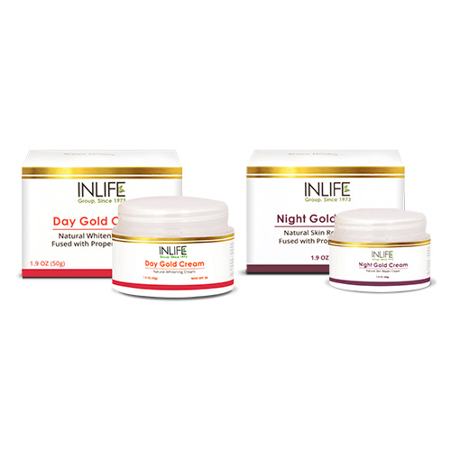 INLIFE Day and Nigh Gold Cream