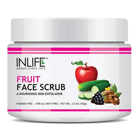 Fruit Face Scrub
