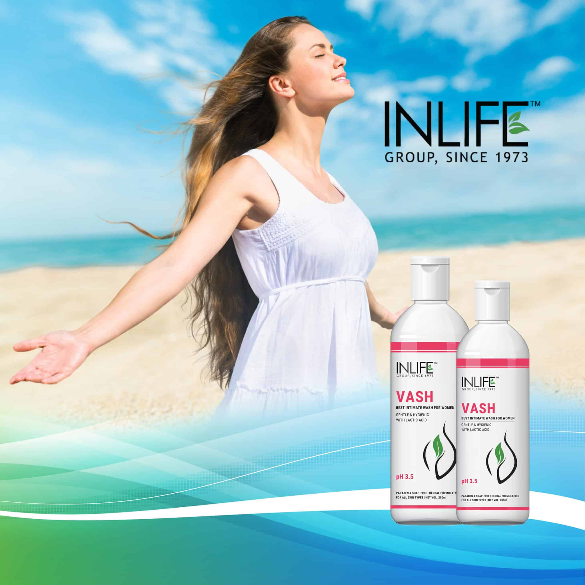 Inlife Intimate Wash