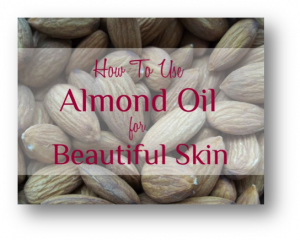 The many benefits of sweet almond oil