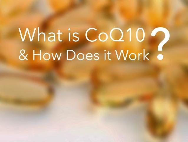 what is q10 good for