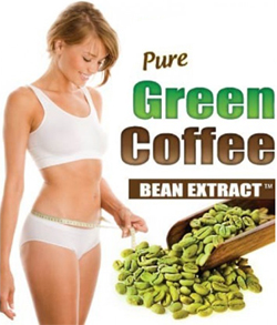 Study on green coffee bean