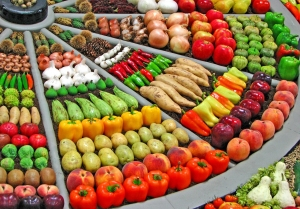 Benefits of vegetables fruits and nuts in diet