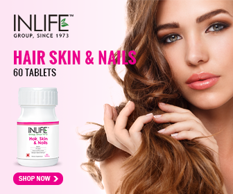 Inlife Hair Skin & Nails Tablets