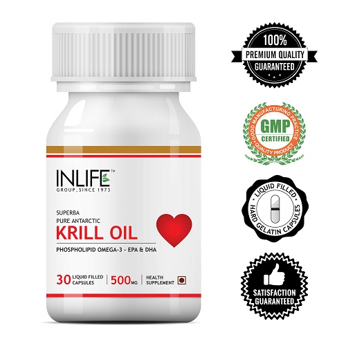 krill oil with logos
