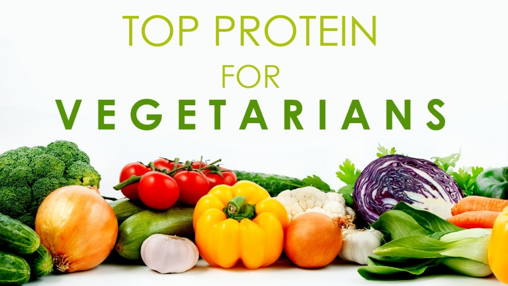 The Top Protein Rich Vegetarian Foods For Bodybuilding