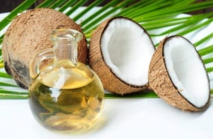 Coconut-and-Coconut-Oil for chickenpox scars