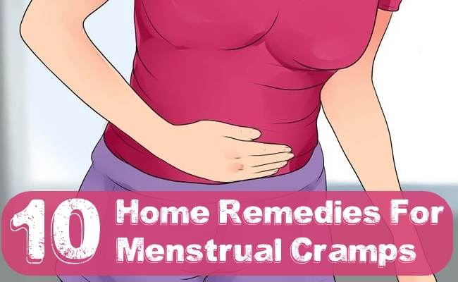 10 Home Remedies For Period Cramps