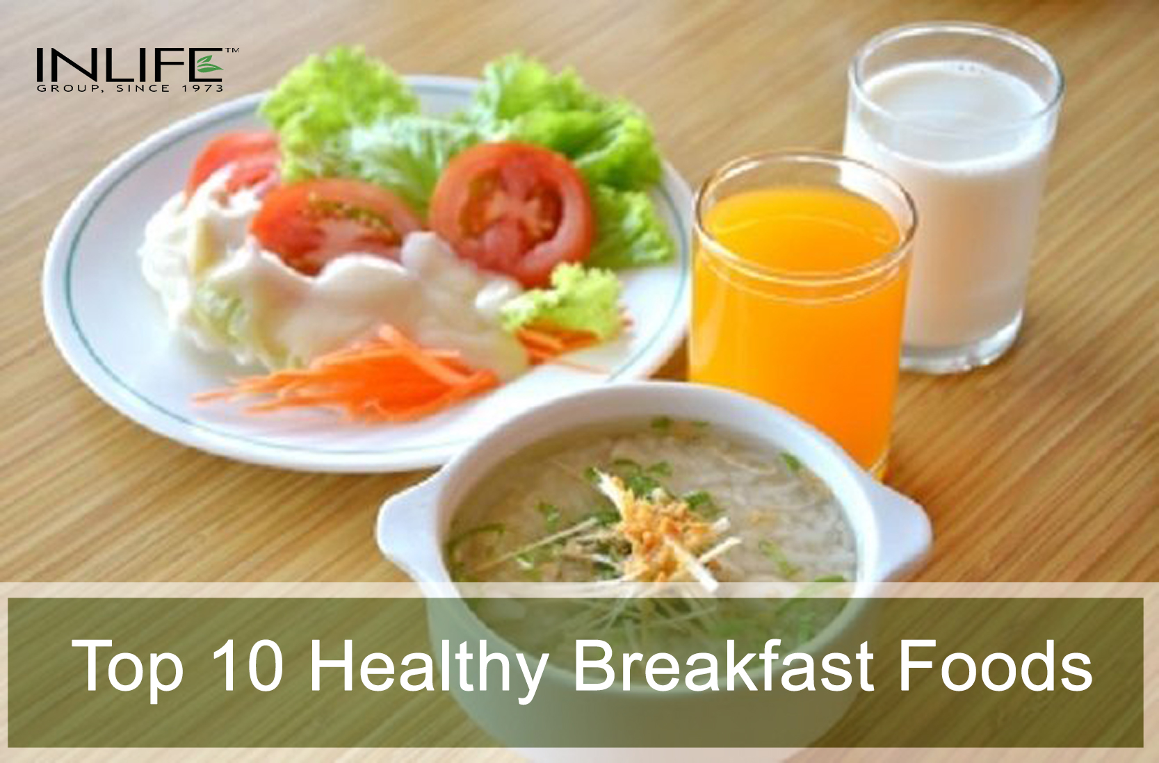 Top 10 Healthy Breakfast Foods To Eat