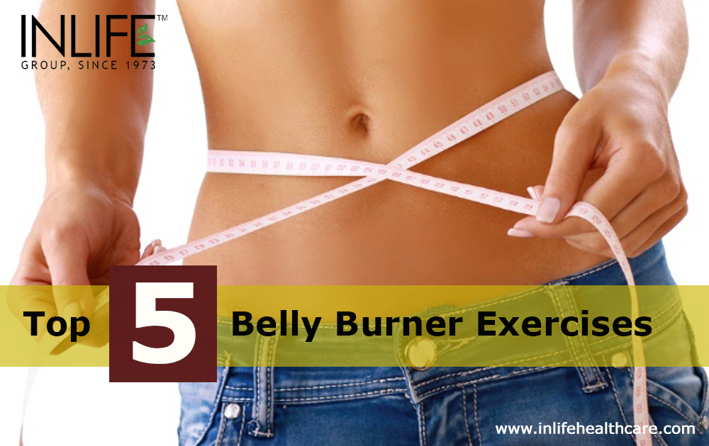 Top 5 Belly Burner Exercises