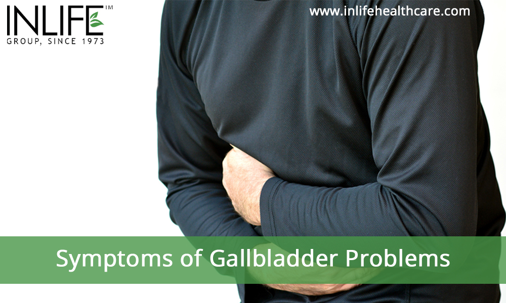 Symptoms of Gallbladder Problems