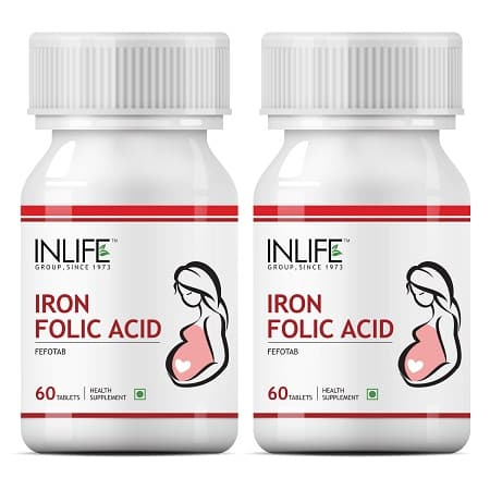 Iron-Folic-Acid 2 pack
